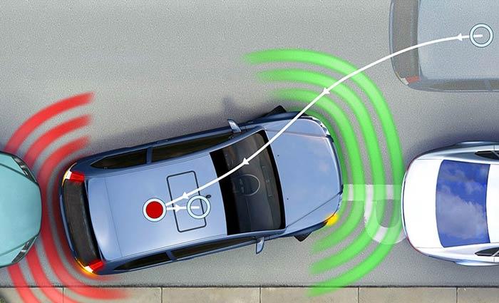 Парктроники (парковочные радары)